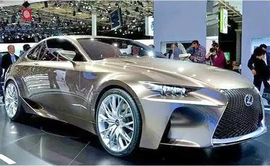 34 The 2020 Lexus Ls 460 Rumors