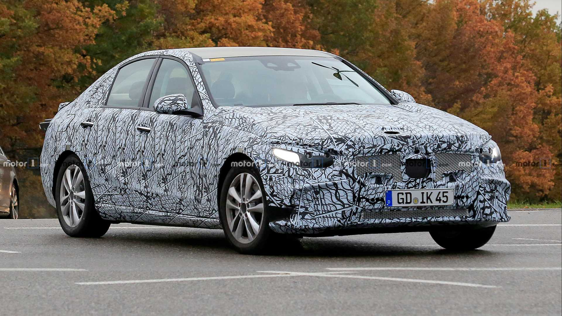 34 The 2020 Mercedes C Class Review