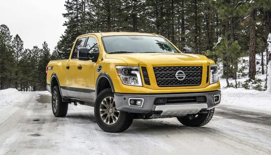 34 The 2020 Nissan Titan Diesel Redesign And Review