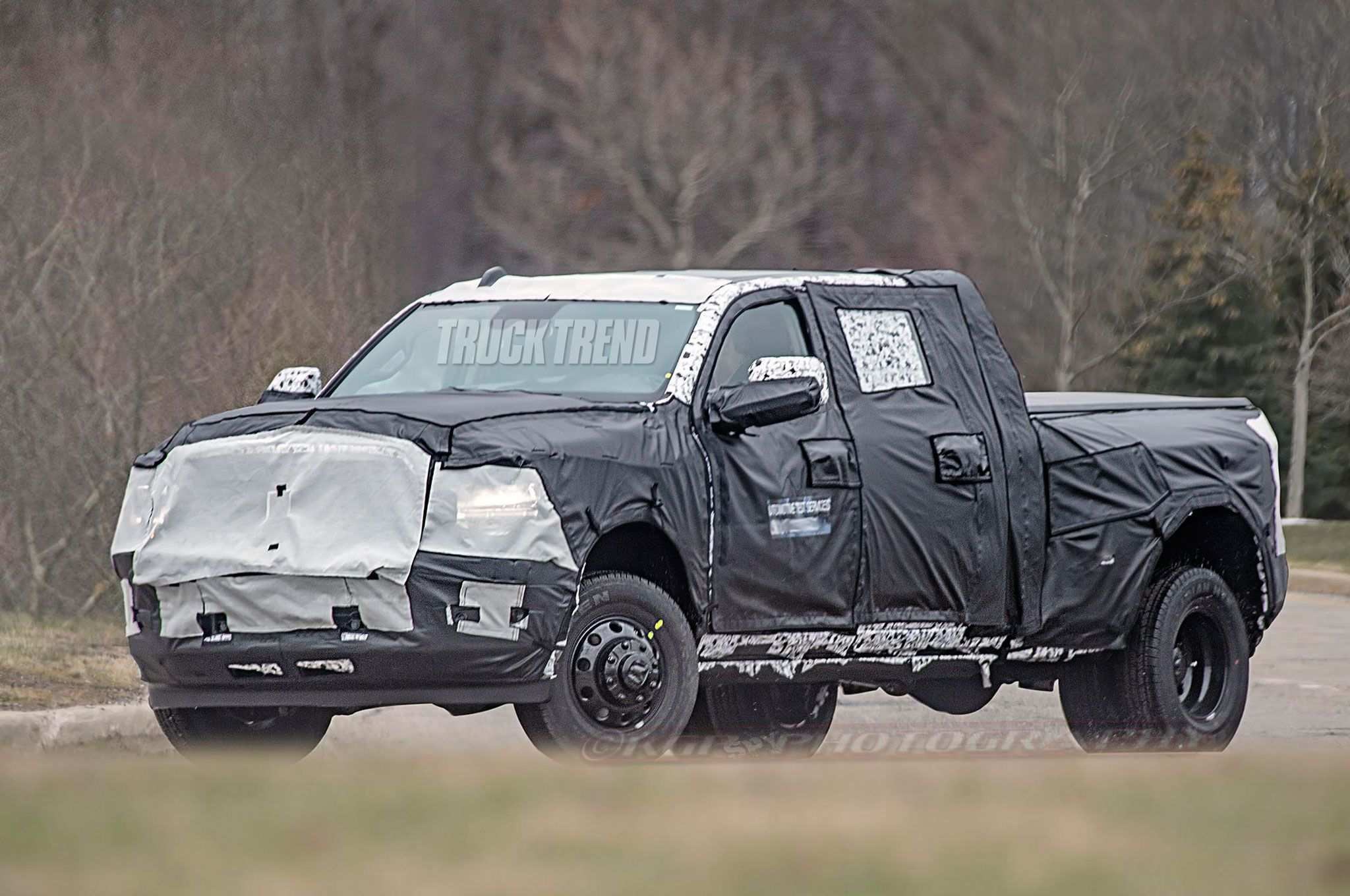 34 The 2020 Ram 3500 Exterior And Interior