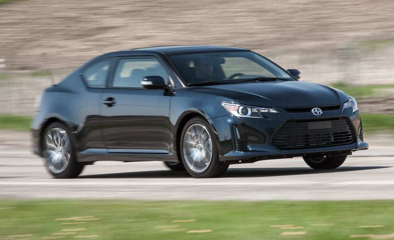 34 The 2020 Scion TC First Drive