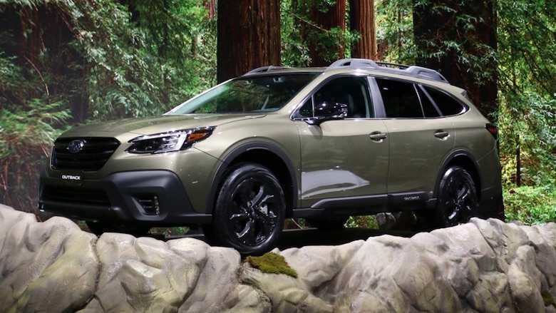 34 The 2020 Subaru Outback New Review