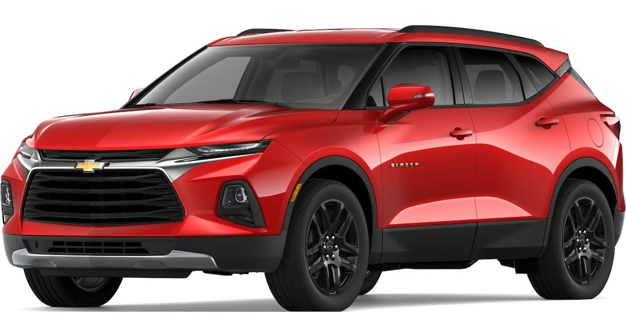 34 The 2020 The Chevy Blazer Overview