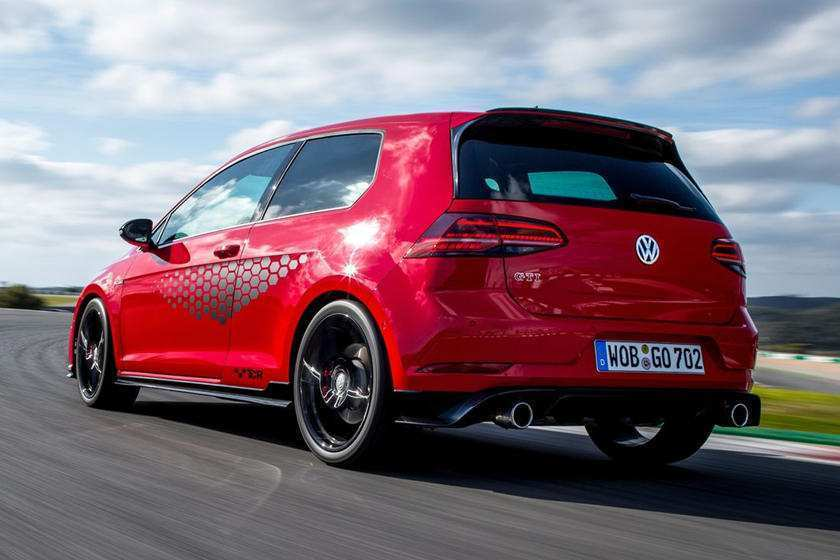 34 The 2020 Volkswagen Golf R Prices