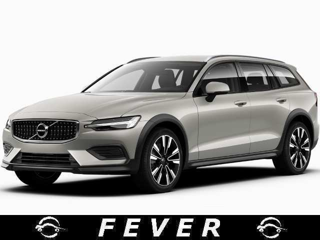 34 The 2020 Volvo V60 Cross Country Spesification