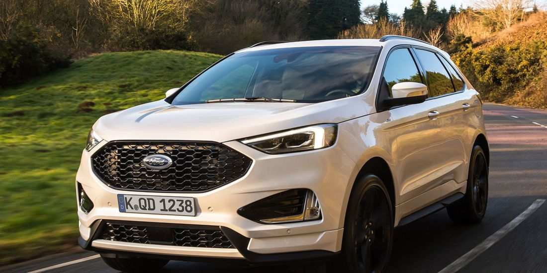 34 The Best 2019 Ford Edge Sport Photos