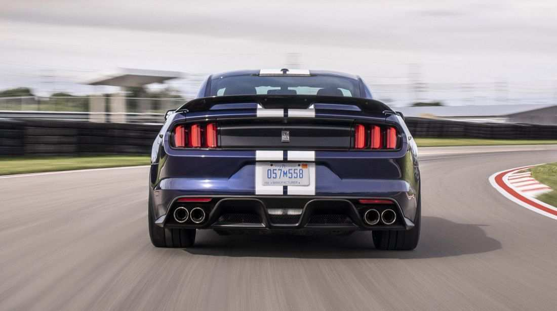 34 The Best 2019 Ford Mustang Shelby Gt 350 Configurations