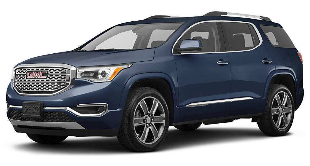 34 The Best 2019 GMC Acadia Redesign And Review