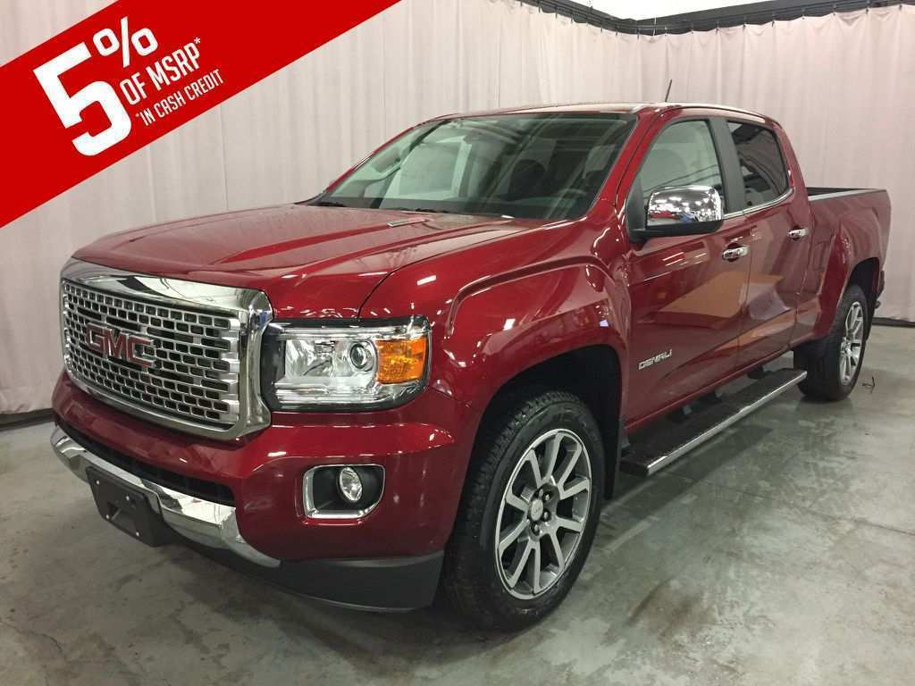 34 The Best 2019 GMC Canyon Price And Review