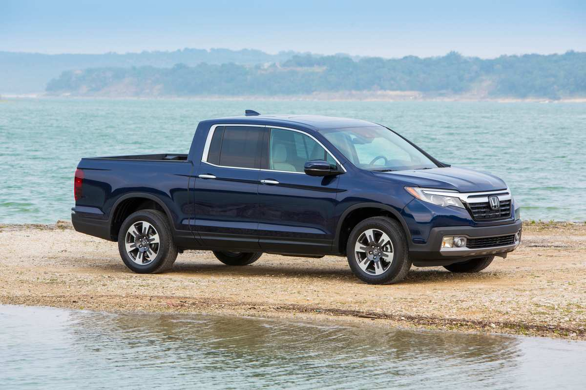 34 The Best 2019 Honda Ridgeline New Review