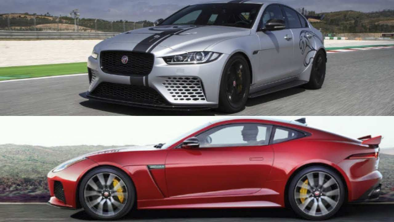 34 The Best 2019 Jaguar Project 8 Speed Test