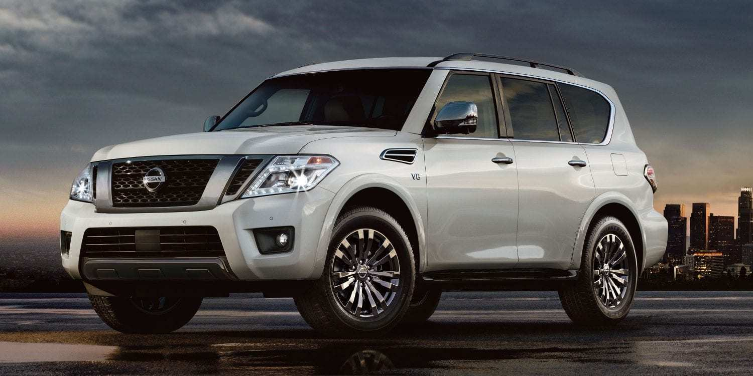 34 The Best 2019 Nissan Armada New Concept