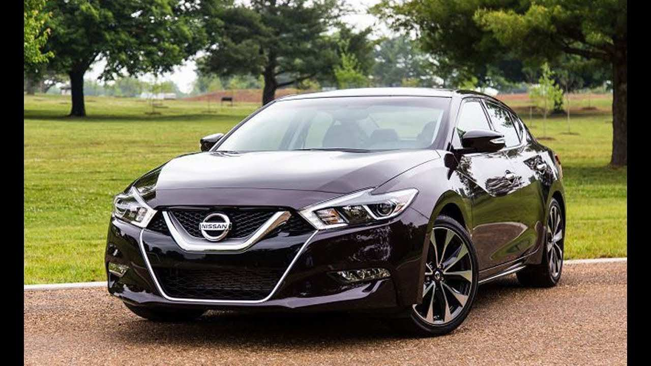 34 The Best 2019 Nissan Maxima Horsepower Performance And New Engine
