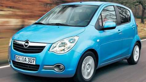 34 The Best 2019 Opel Agila Specs And Review