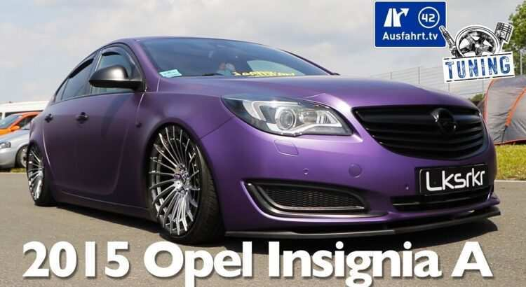 34 The Best 2019 Opel Insignia Specs
