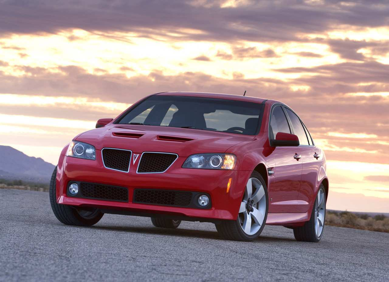 34 The Best 2019 Pontiac G8 Gt Rumors