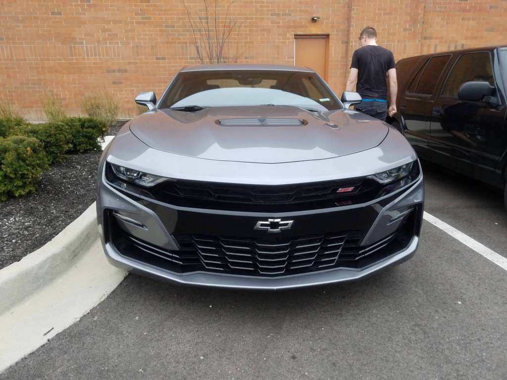 34 The Best 2019 The Camaro Ss Interior