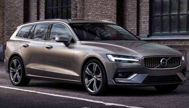 34 The Best 2019 Volvo Station Wagon First Drive