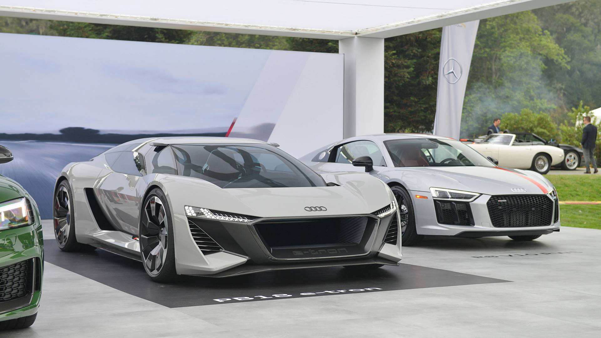 34 The Best 2020 Audi R8 E Tron Speed Test