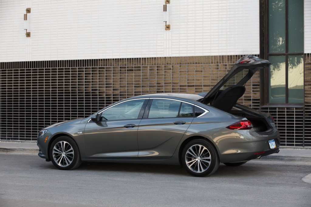 34 The Best 2020 Buick Regal Sportback Price