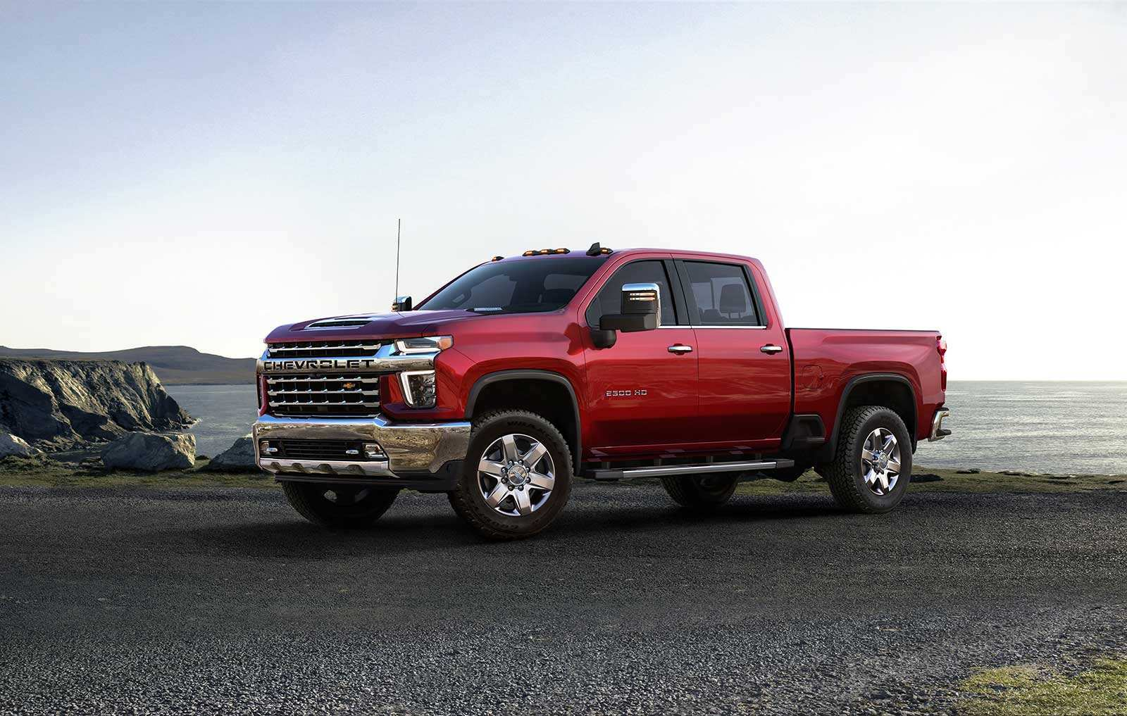 34 The Best 2020 Chevrolet Silverado 2500Hd High Country Pricing