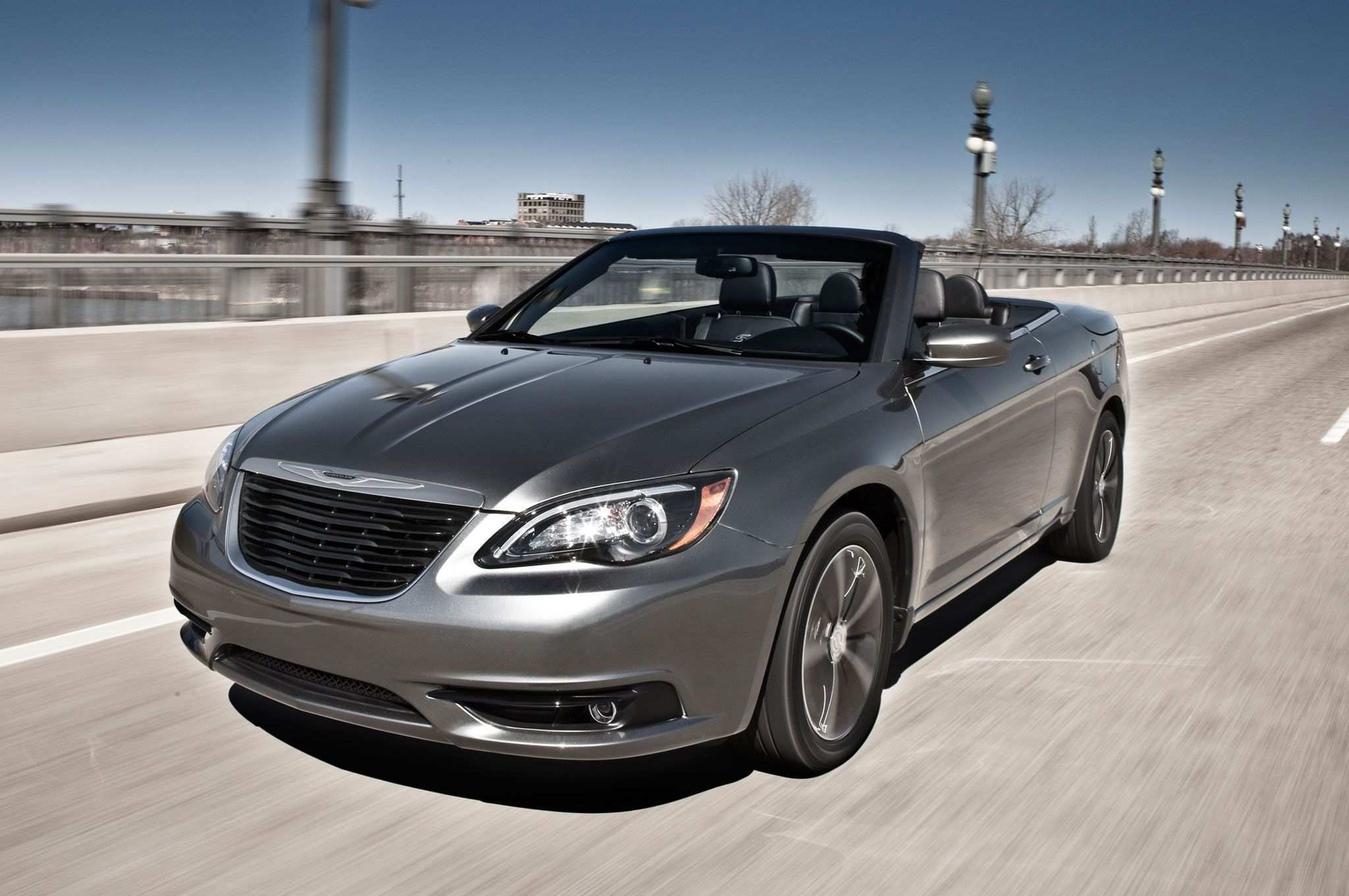34 The Best 2020 Chrysler 200 Convertible Prices