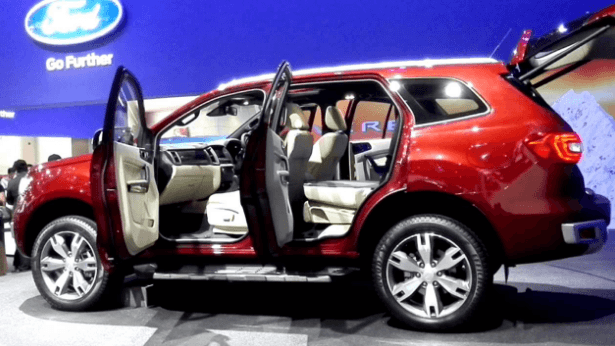 34 The Best 2020 Ford Everest Review And Release Date