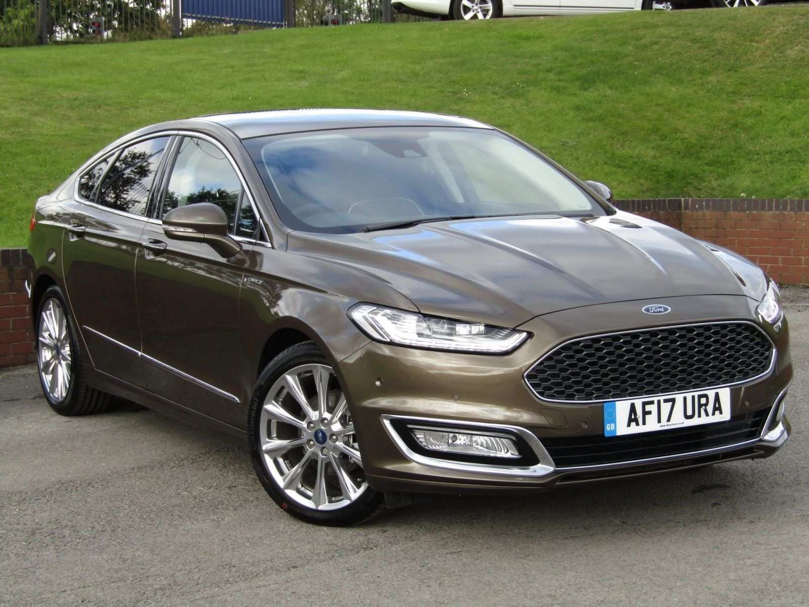 34 The Best 2020 Ford Mondeo Vignale Concept