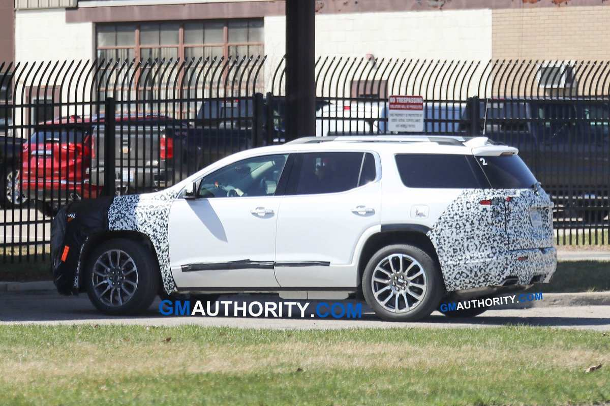 34 The Best 2020 Gmc Acadia Denali Research New
