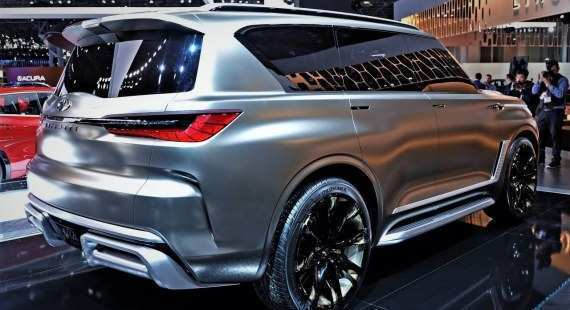 34 The Best 2020 Infiniti Qx80 Redesign First Drive