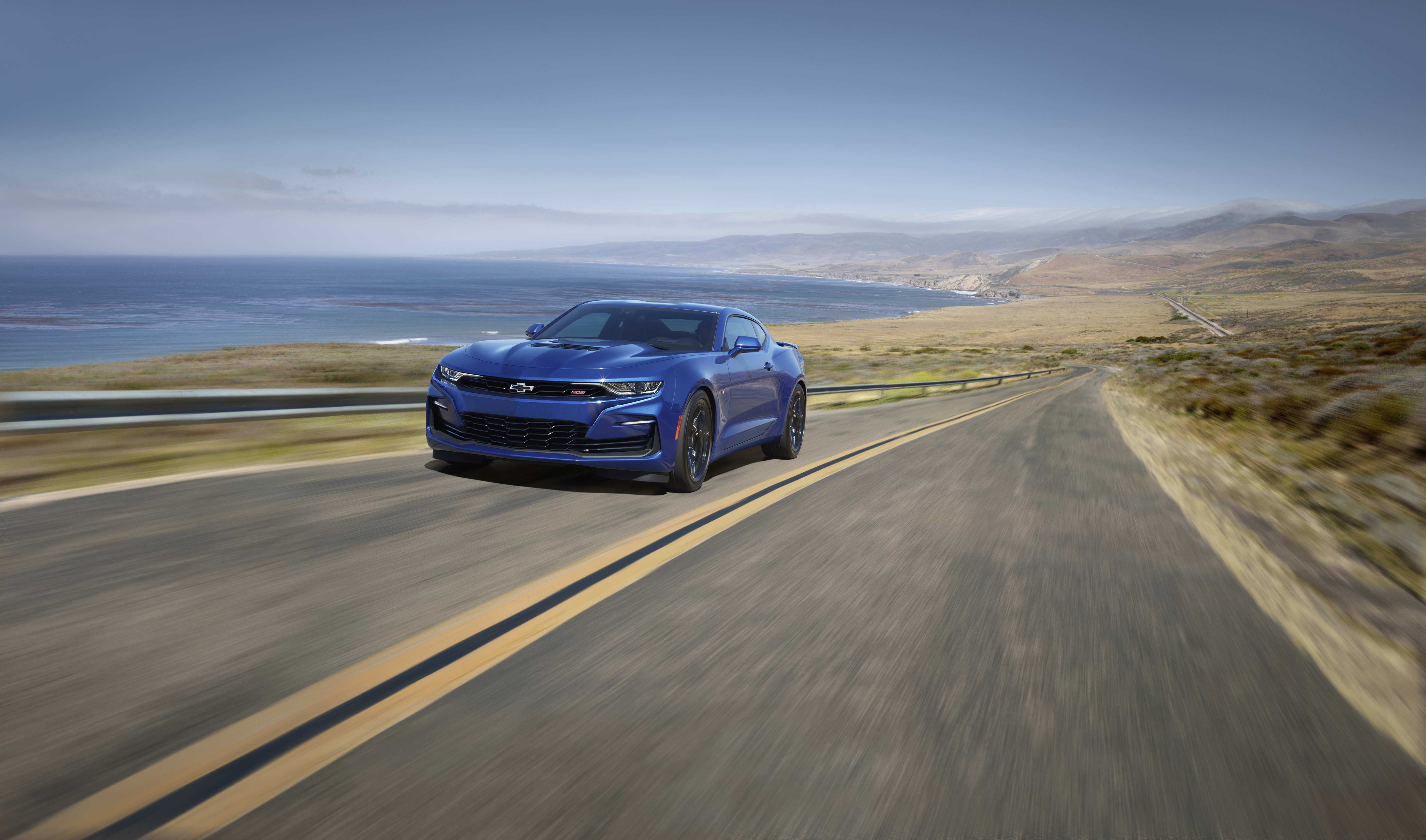 34 The Best 2020 The Camaro Ss Price Design And Review