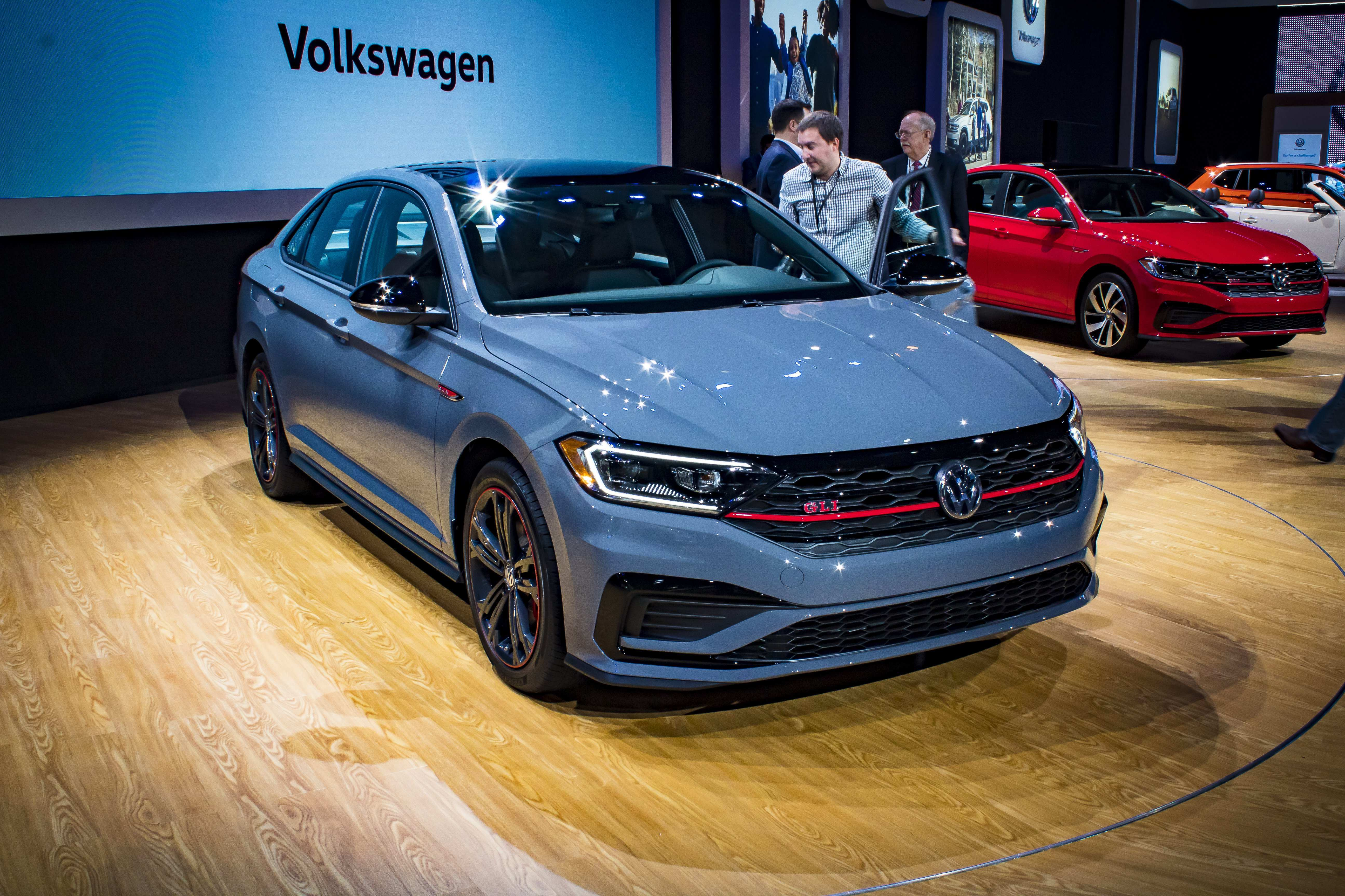 34 The Best 2020 VW Jetta Tdi Gli Concept And Review