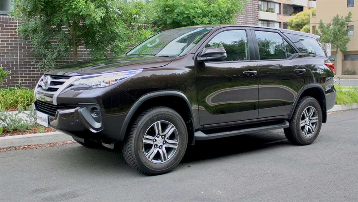 34 The Best Fortuner Toyota 2019 Reviews