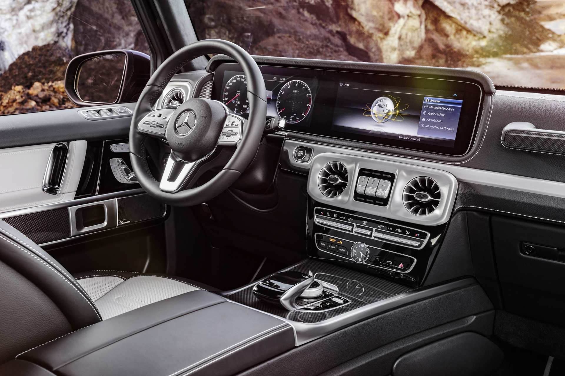 34 The Best Mercedes Interior 2019 First Drive