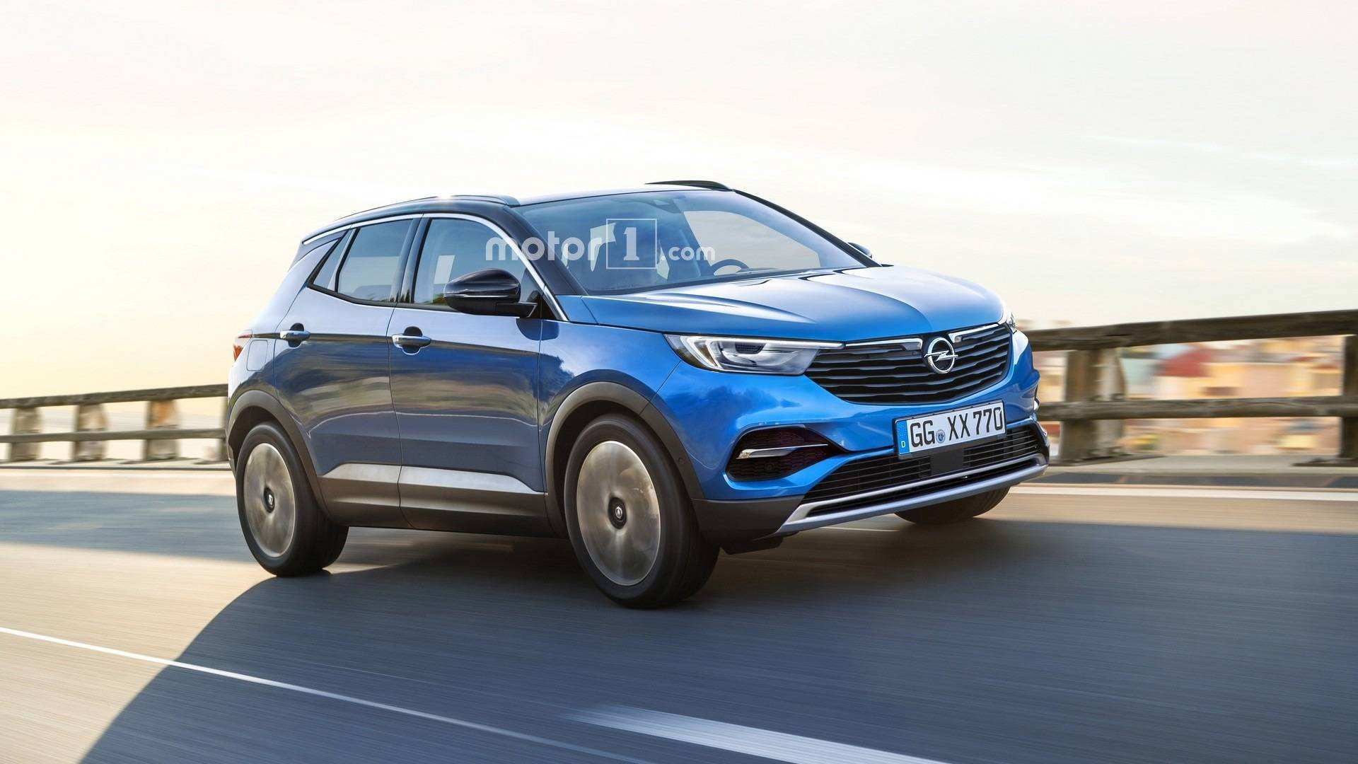 34 The Best Nuovo Suv Opel 2020 Model