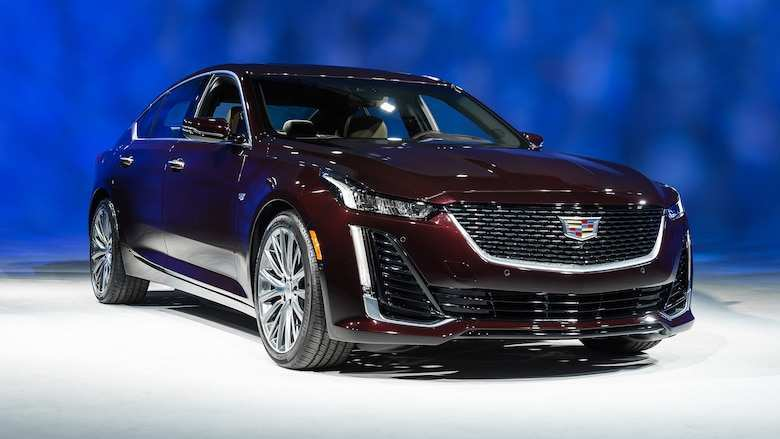 34 The Cadillac For 2020 Overview