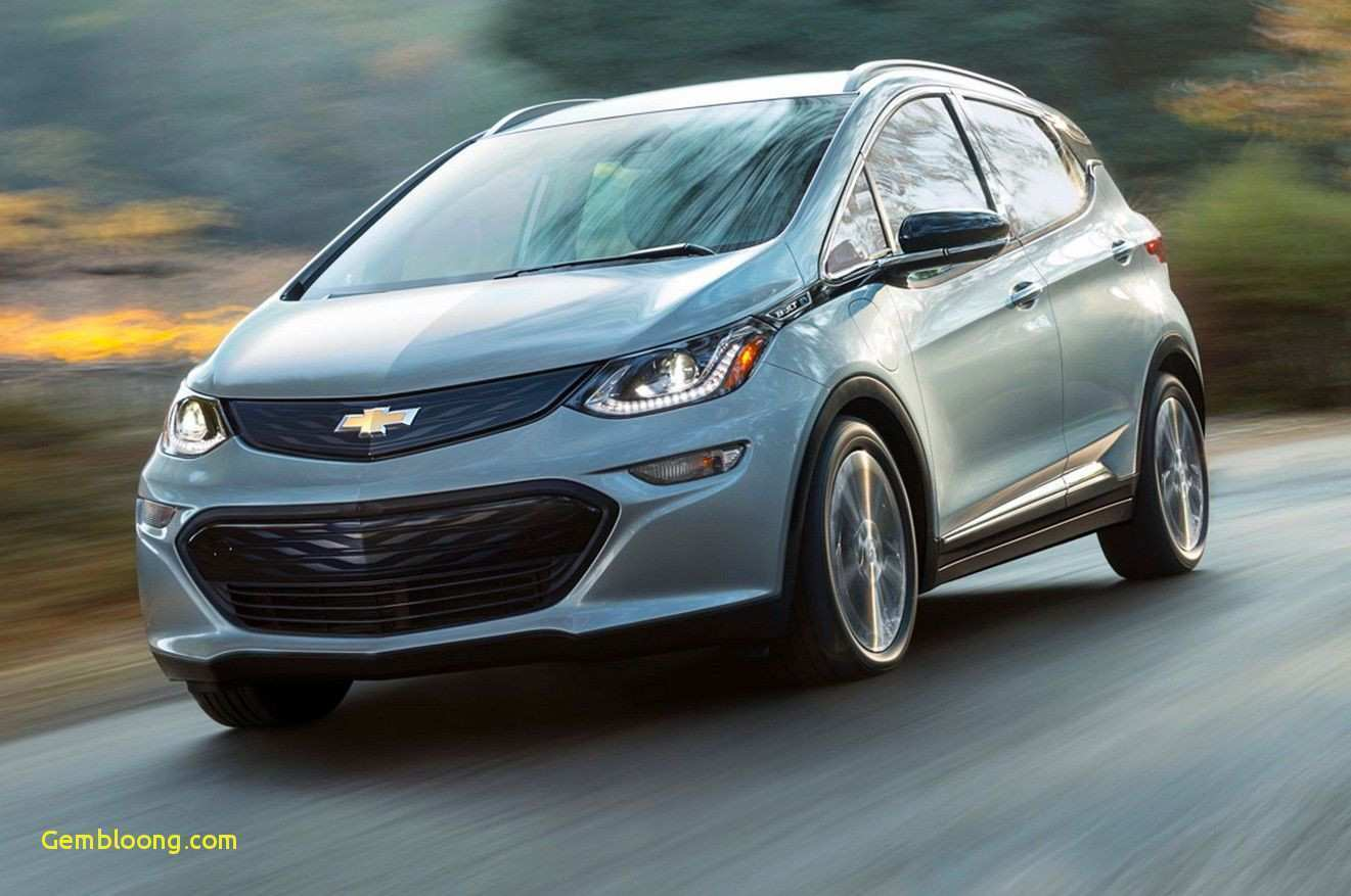 34 The Chevrolet Bolt Ev 2020 Pricing