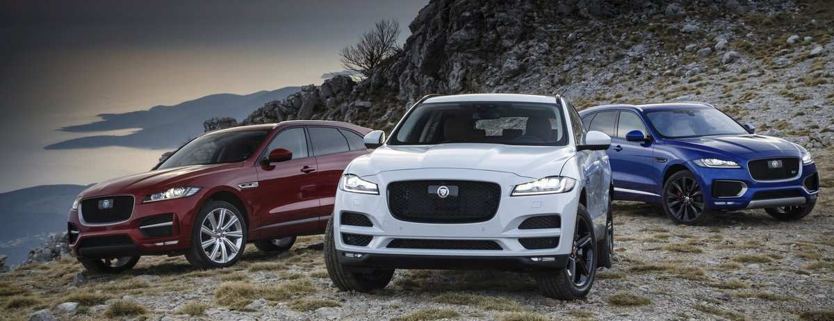 34 The Jaguar F Pace 2019 Interior Pricing