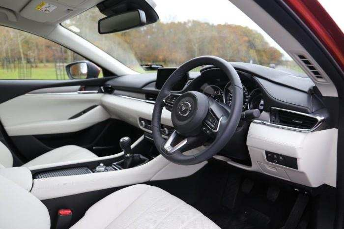 34 The Mazda 6 2019 Interior New Model And Performance