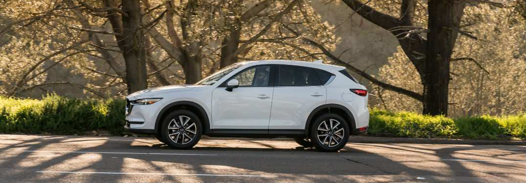 34 The Mazda Cx 5 2019 White Ratings