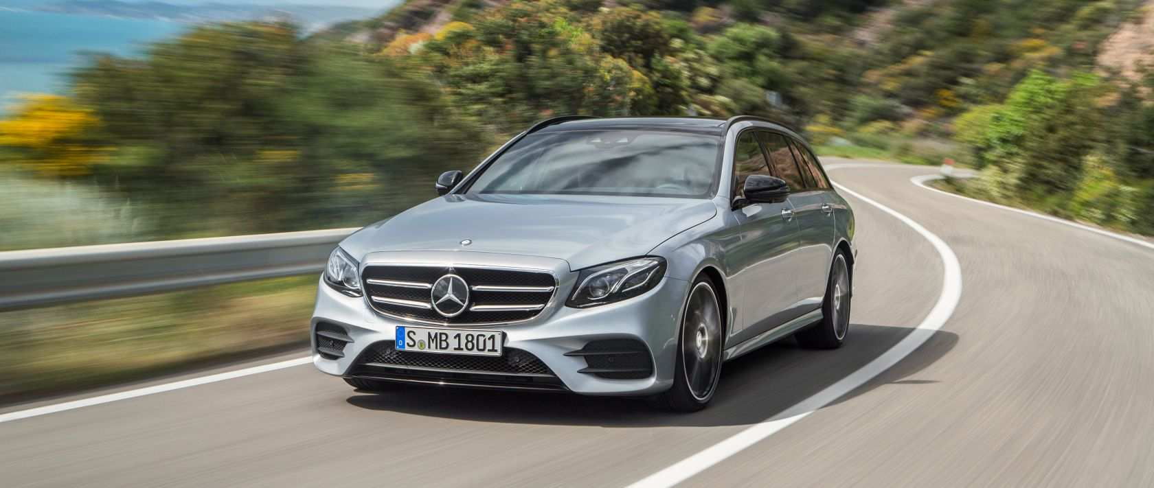 34 The Mercedes 2019 E450 Photos