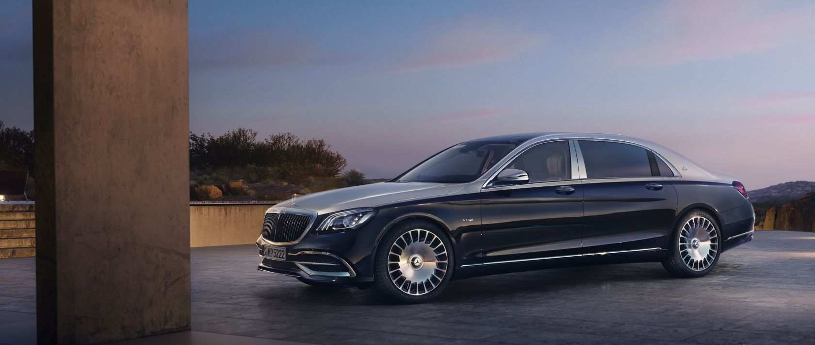 34 The Mercedes S650 Maybach 2019 Release Date And Concept