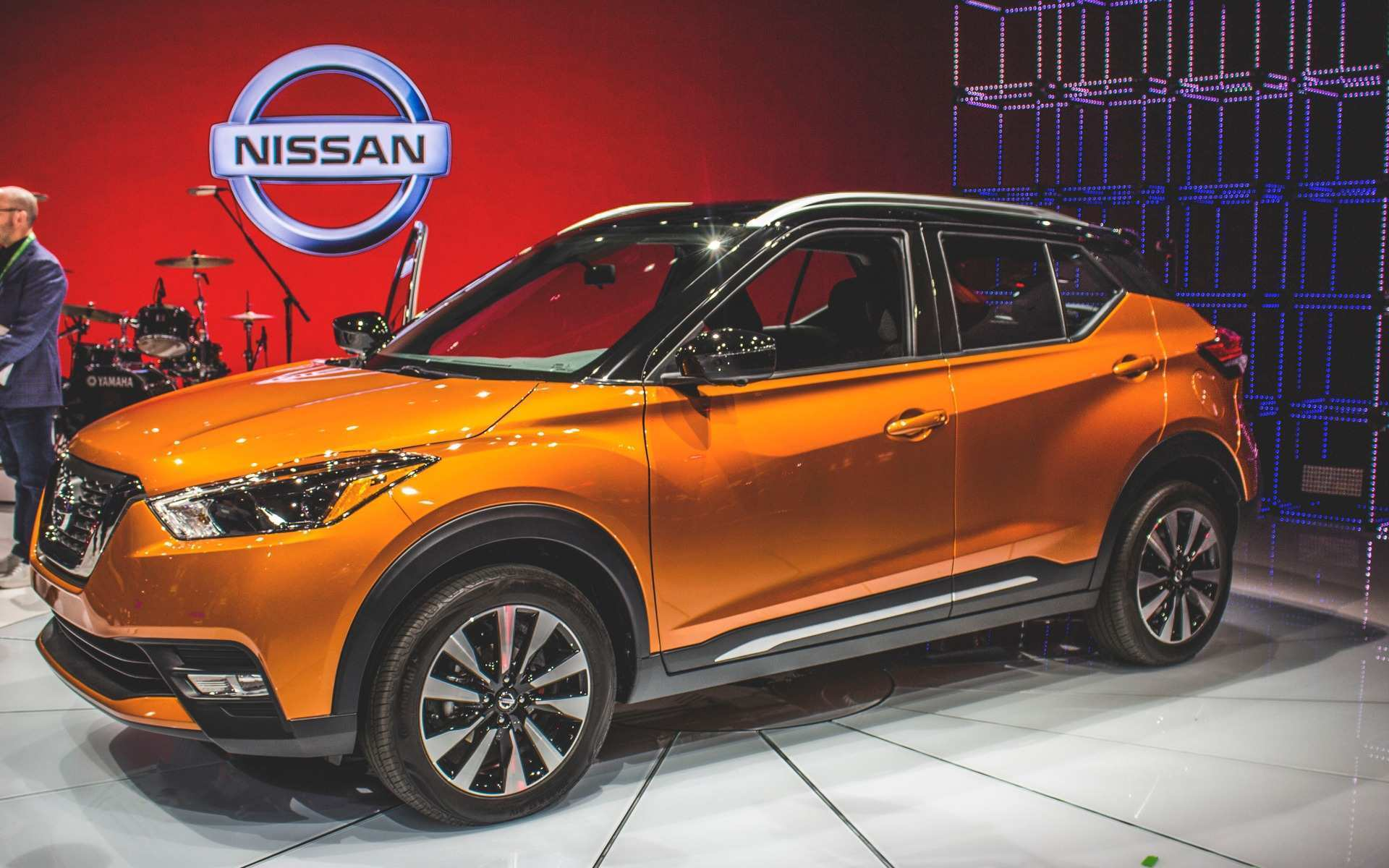 34 The Nissan Kicks 2019 Mexico Wallpaper