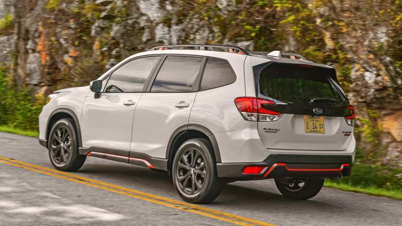 34 The Subaru Forester 2019 News Rumors