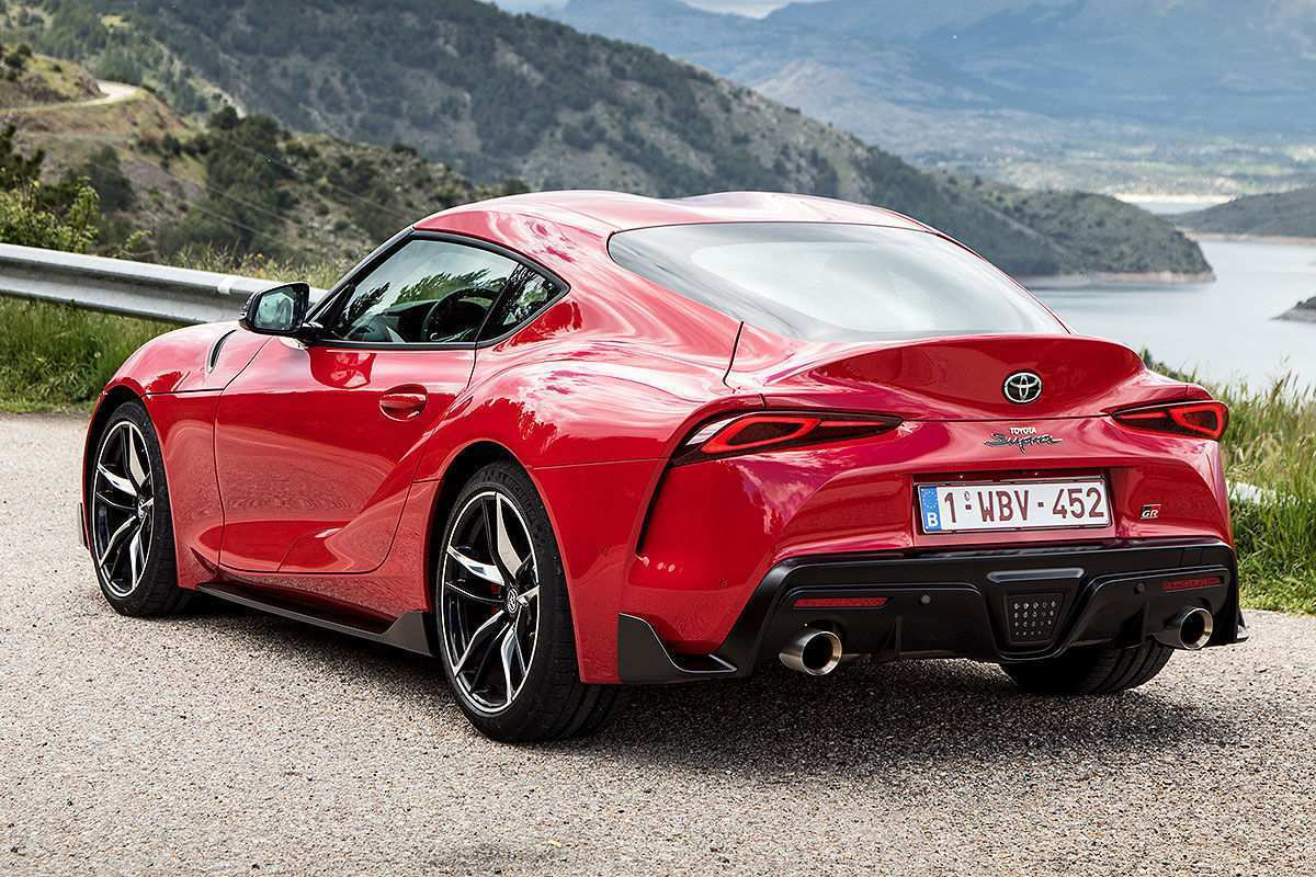 34 The Toyota Supra 2019 Pricing