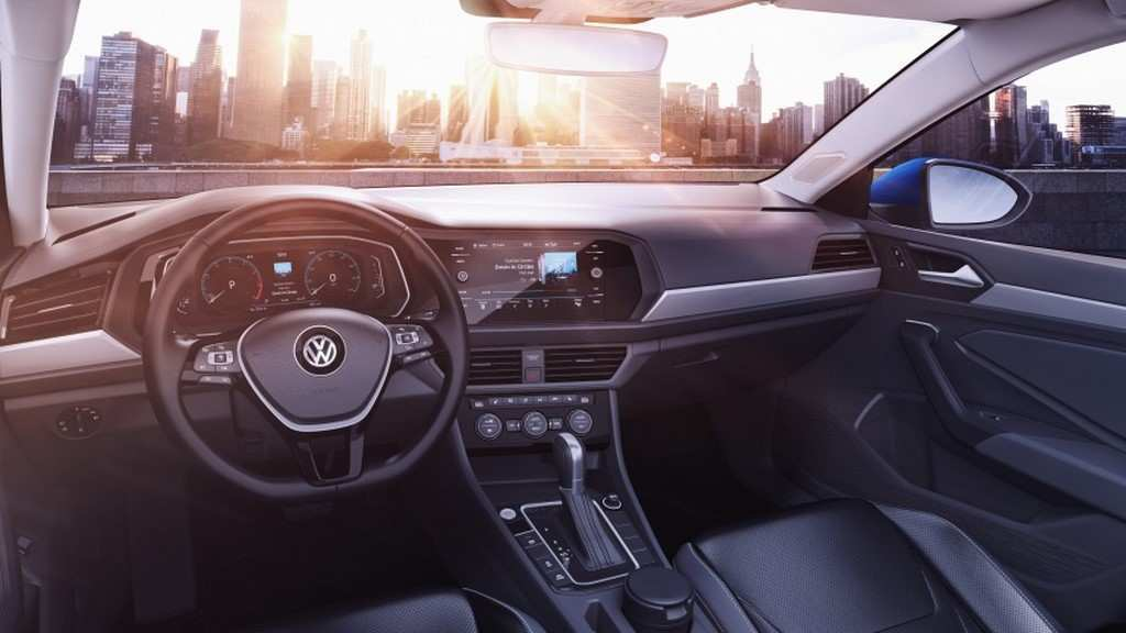 34 The Volkswagen Jetta 2020 India Photos