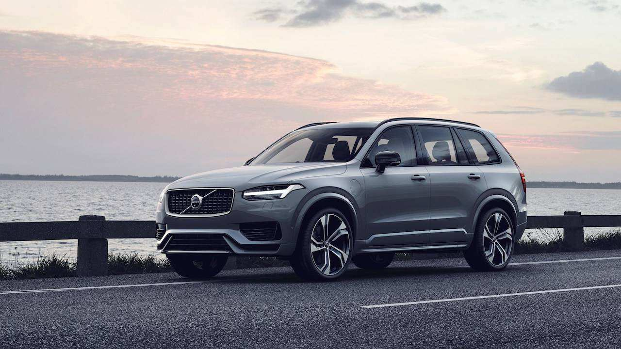 34 The Volvo Xc90 2020 Youtube Exterior