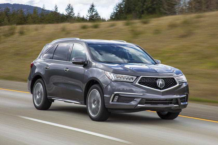 35 A 2019 Acura Mdx Rumors Concept And Review