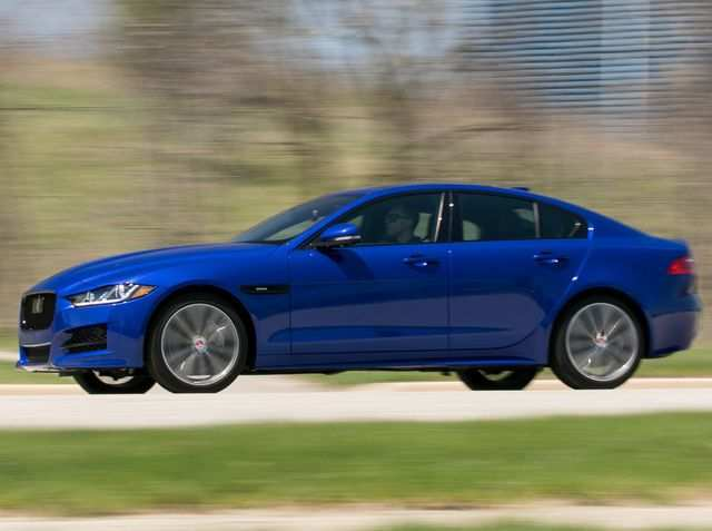 35 A 2019 All Jaguar Xe Sedan Exterior And Interior