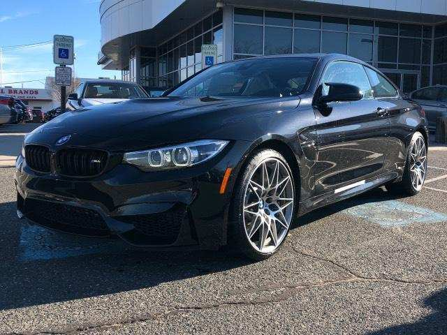 35 A 2019 BMW M4 Overview